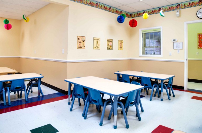 louisville preschool lunchroom
