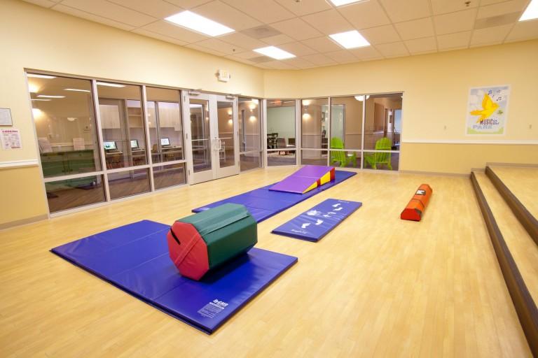 gym for preschoolers