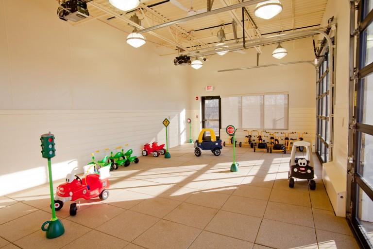 classroom in our naperville preschool