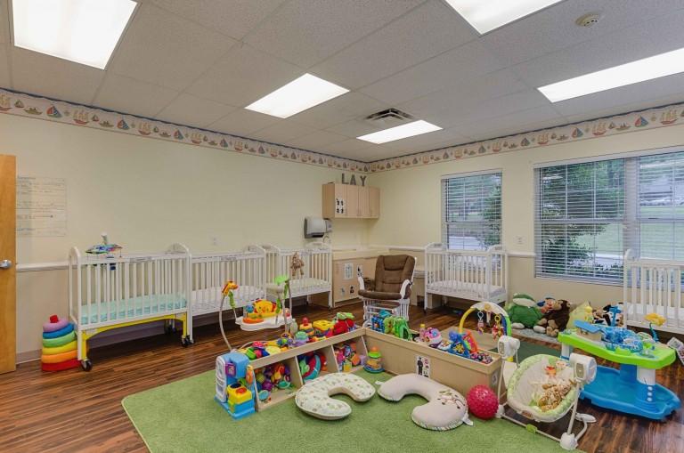 infant daycare in nashville