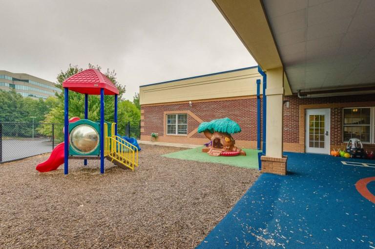 nashville preschool playground